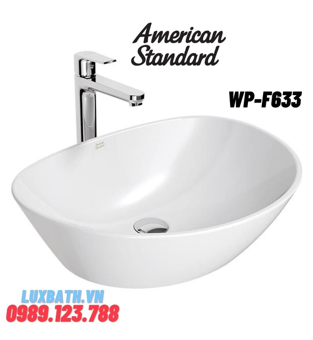 Chậu rửa đặt bàn American Standard WP-F633