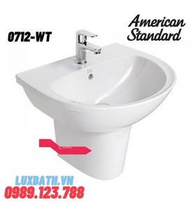 Chân lửng treo tường American Standard 0712-WT