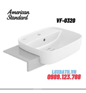 Chậu rửa bán âm American Standard VF-0320