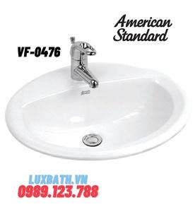 Chậu rửa lavabo dương vành American Standard VF-0476