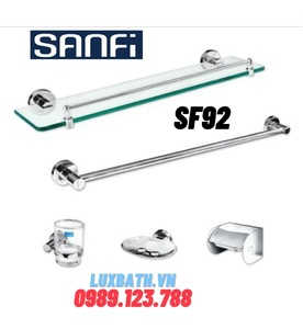 Bộ phụ kiện phòng tắm SanFi SF92