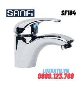 Vòi Chậu Nóng Lạnh SanFi SF104