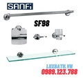 Bộ phụ kiện phòng tắm SanFi SF98