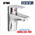 Vòi Chậu Rửa Mặt Nóng Lạnh Sanfi SF168