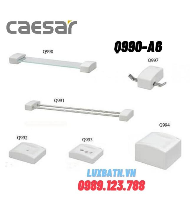 Bộ phụ kiện 6 món Caesar Q990-A6