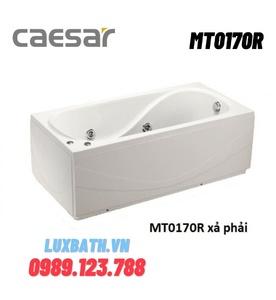 Bồn Tắm Massage Chân Yếm Phải Caesar MT0170R 1710cm