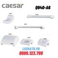 Bộ phụ kiện 6 món sứ Caesar Q940-A6
