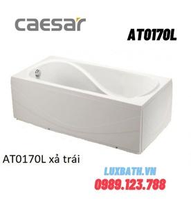 Bồn tắm 1.7M chân yếm phải Caesar AT0170L