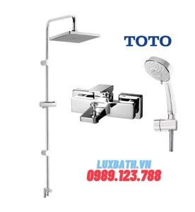 Sen tắm nóng lạnh TOTO DM907C1S TVSM110RUR DGH108ZR