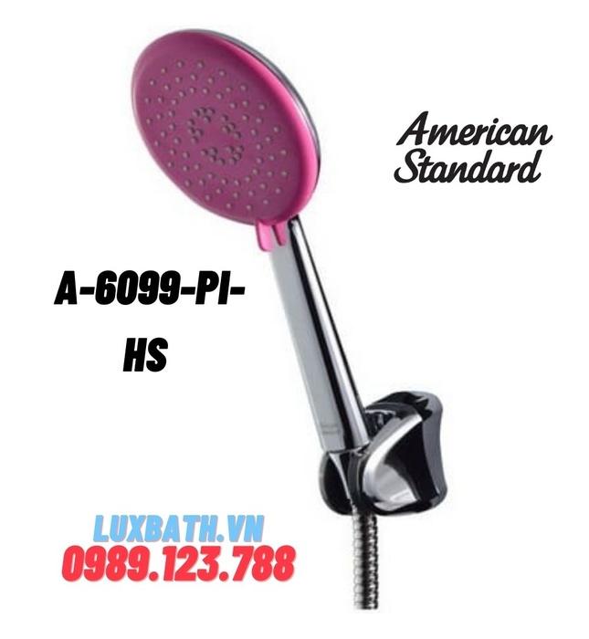 Bát sen tắm màu hồng American Standard A-6099-PI-HS