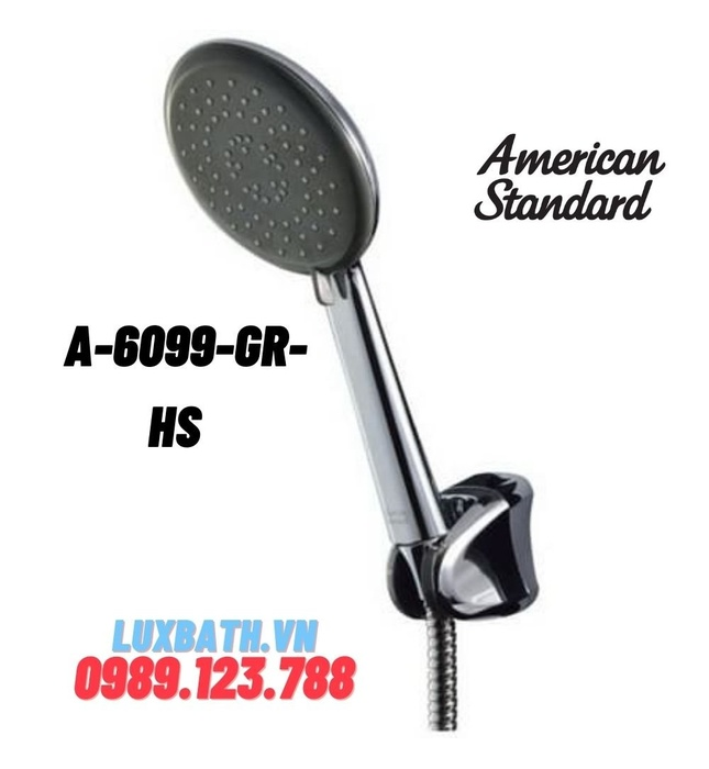 Bát sen tắm mầu xám American Standard A-6099-GR-HS