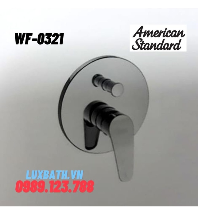 Vòi sen âm tường AMERICAN STANDARD WF-0321
