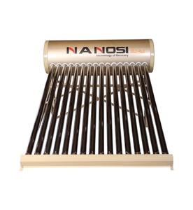Năng lượng mặt trời Nanosi Gold 140 lít ống dầu Gold N140D