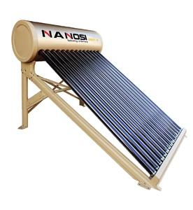 Năng Lượng Mặt Trời Nanosi Gold 7 140 Lít Phi 70 N140-70