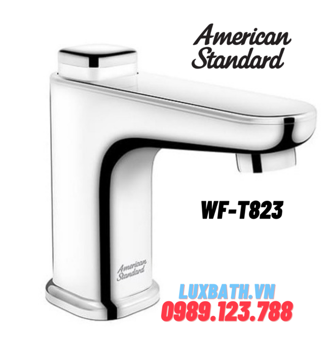 Vòi Rửa mặt nóng lạnh Seva American Standard WT-0916