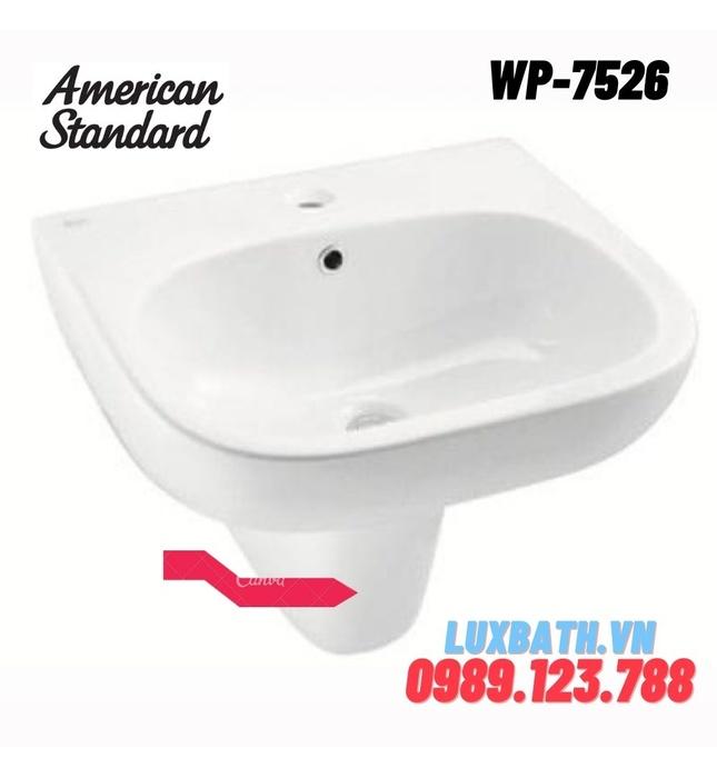 Chân chậu lửng AMERICAN STANDARD WP-7526