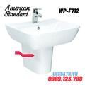 Chân lửng American Standard WP-F712