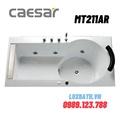 Bồn Tắm Massage Xây 1700cm Caesar MT211AR