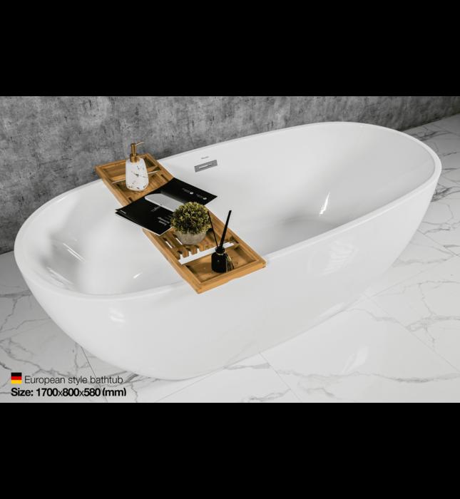 Bồn tắm lập thể đặt sàn Mowoen MW8223-170 1700cm