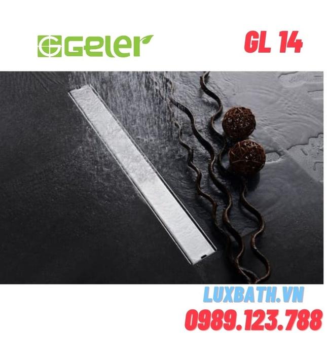 Ga thoát sàn Geler GL 14