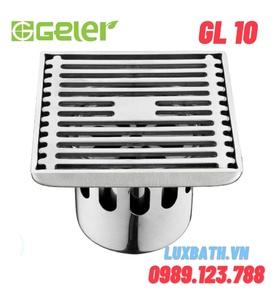 Ga thoát sàn Geler GL 10
