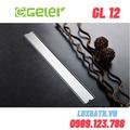 Ga thoát sàn Geler GL 12