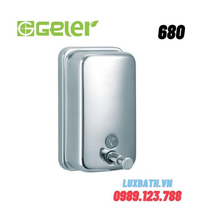 Bình xịt xà phòng nước Geler 680