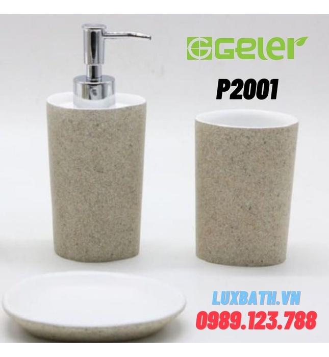 Bộ phụ kiện đá 3 món Geler P2001