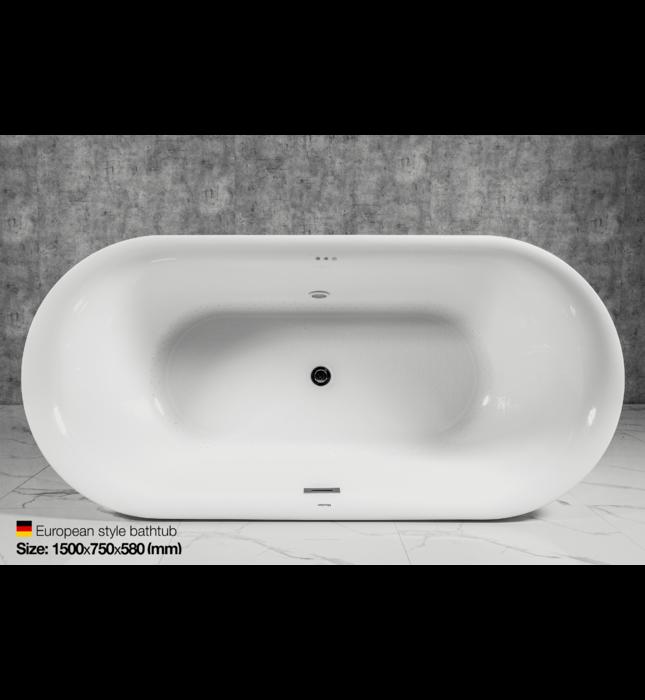 Bồn tắm massage Mowoen MW8229-150 1500cm