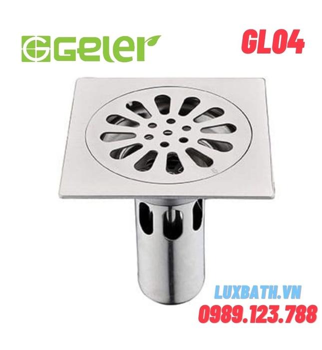 Ga thoát sàn Geler GL 04