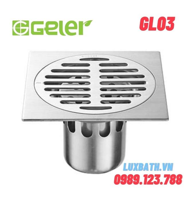 Ga thoát sàn Geler GL03