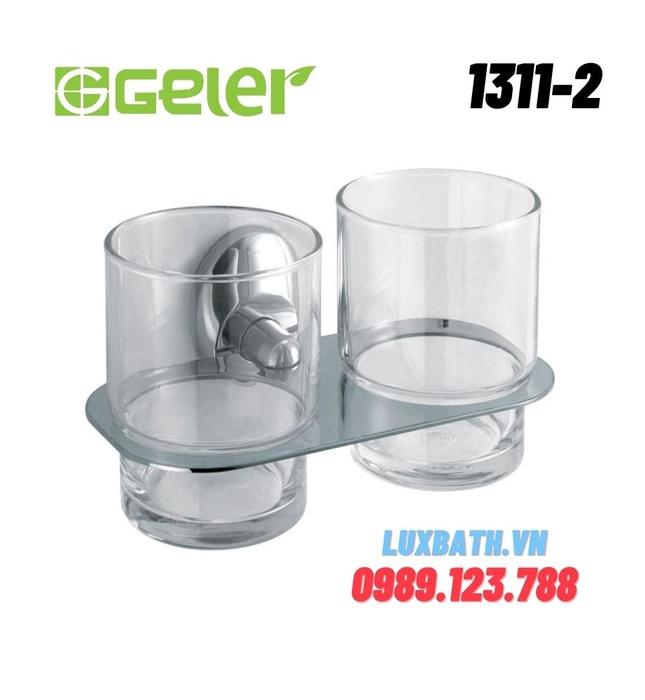 Giá đựng cốc đôi Geler 1311-2