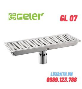 Ga thoát sàn Geler GL 07