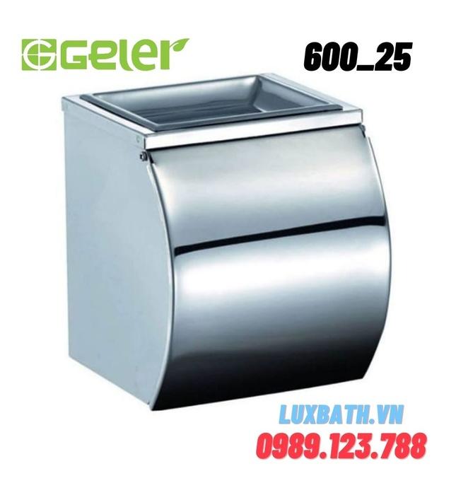 Lô giấy vệ sinh kín Geler 600_25