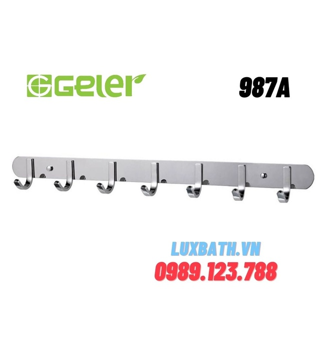 Thanh Móc Khăn Mặt Geler 987A