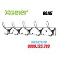 Móc áo 5 vấu Geler 60A5