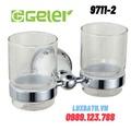 Kệ cốc đôi Geler 9711-2
