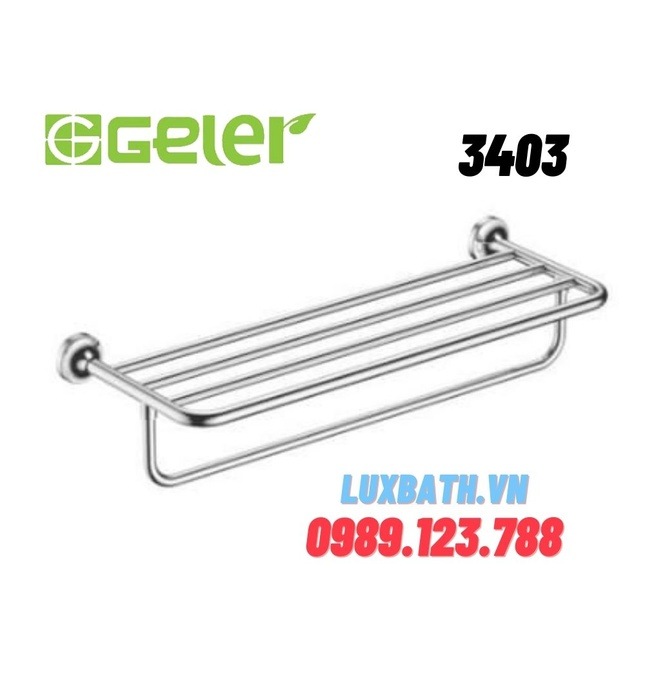 Thanh vắt khăn Geler 3403