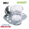 Kệ cốc đơn kiêm giá để bàn chải Geler 1311-1