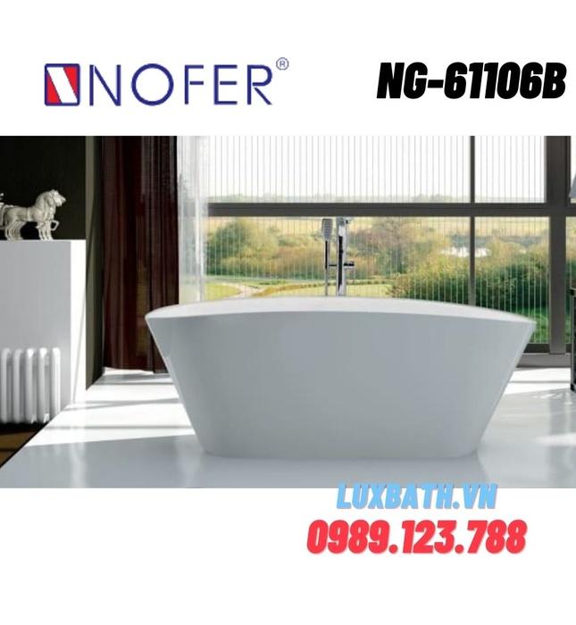 Bồn tắm Nofer NG-61106B