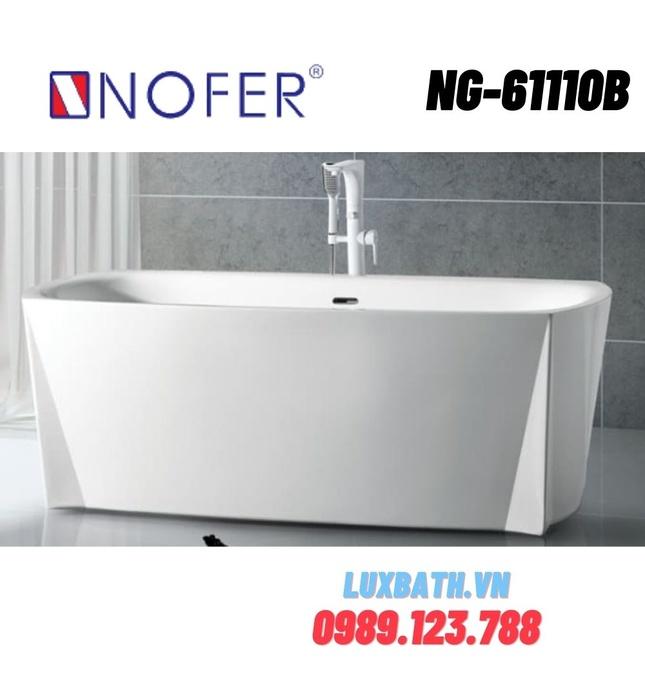 Bồn tắm Nofer NG-61110B