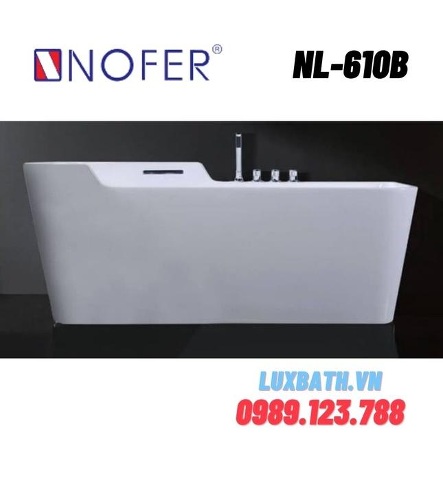 Bồn tắm Nofer NL-610B