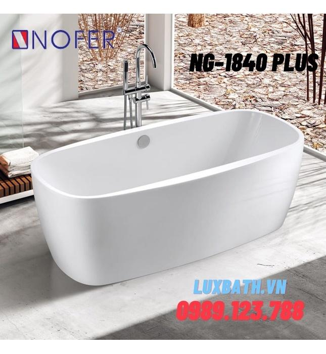Bồn tắm Nofer NG–1840 PLUS