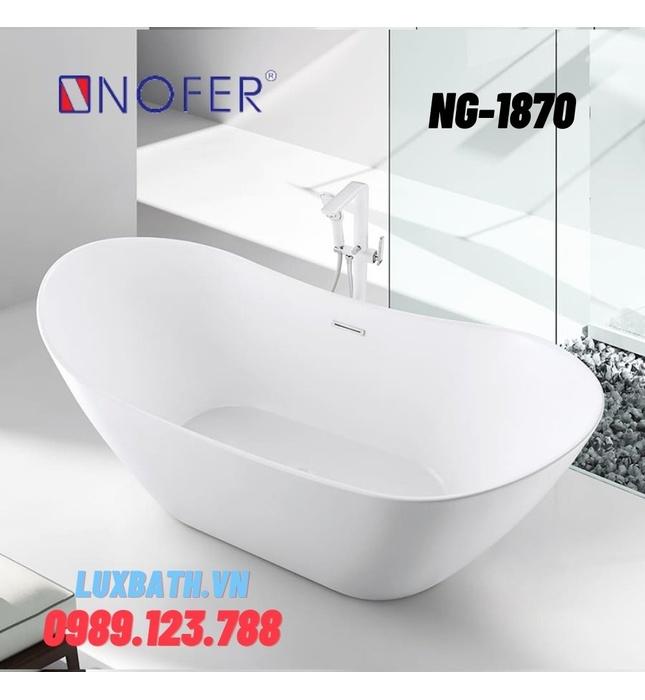 Bồn tắm Nofer NG-1870