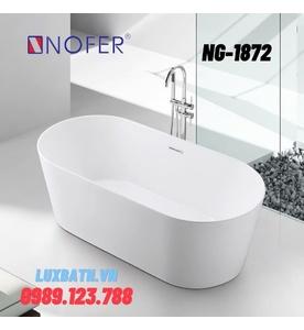 Bồn tắm Nofer NG-1872