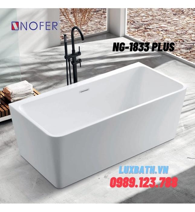 Bồn tắm Nofer NG-1833 PLUS