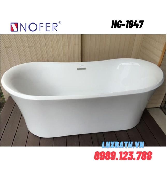 Bồn tắm Nofer NG-1847