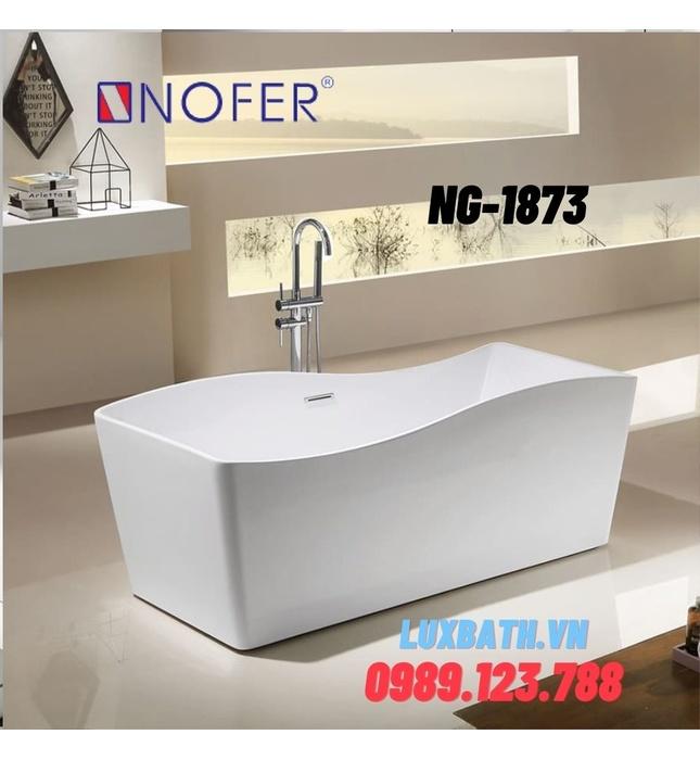 Bồn tắm Nofer NG-1873