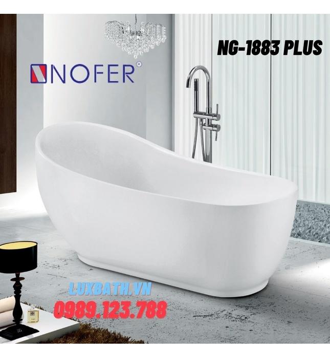 Bồn tắm Nofer NG-1883 PLUS
