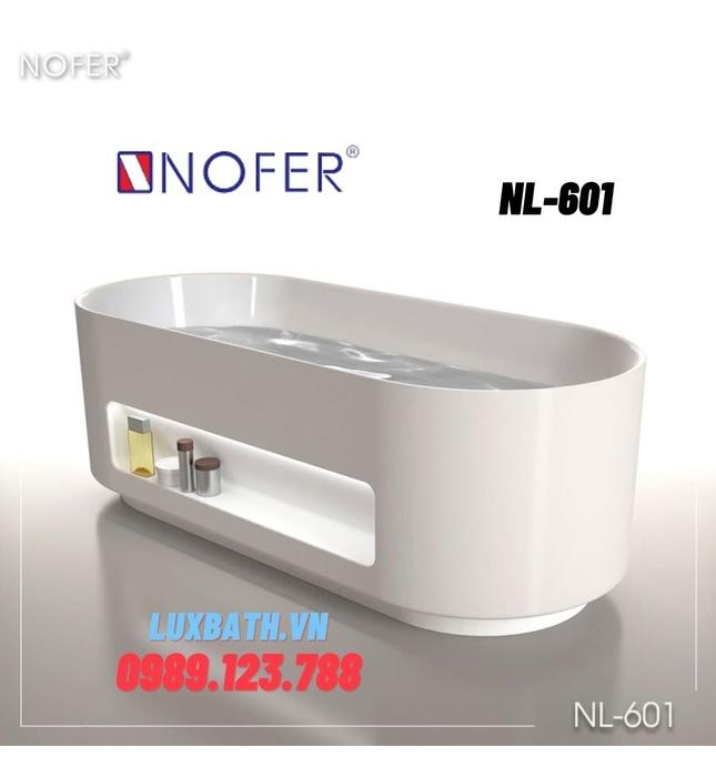 Bồn tắm Nofer NL-601